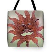 Rusted Sunshine Tote Bag