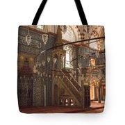 Rustem Pasha Mosque Interior Tote Bag