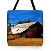 Rustic Barn Of Newcastle Tote Bag