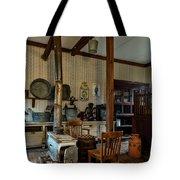 Rustic Comfort Tote Bag