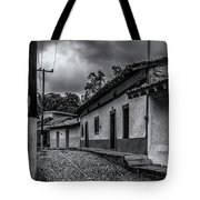 Rustic Copala Tote Bag