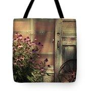 Rustic Corner Tote Bag