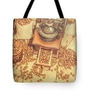 Rustic Country Coffee House Still Tote Bag