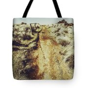 Rustic Country Trails Tote Bag