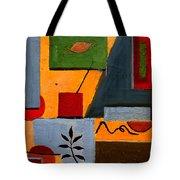 Rustic Garden Tote Bag