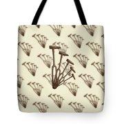 Rustic Hammer Pattern Tote Bag