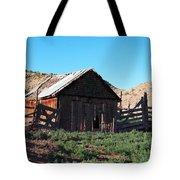 Rustic In Colorado Tote Bag