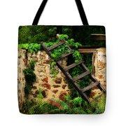 Rustic Ladder Tote Bag
