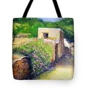 Rustic Landscape  Tote Bag