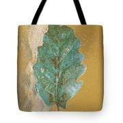 Rustic Leaf Tote Bag
