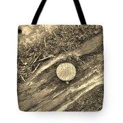 Rustic Nail Tote Bag