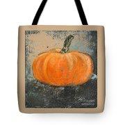 Rustic Pumpkin Tote Bag