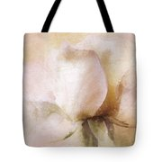 Rustic Rose Tote Bag