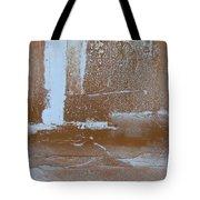Rustic Snow Tote Bag