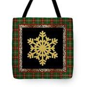 Rustic Snowflake-jp3692 Tote Bag