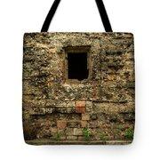 Rustic Wall Tote Bag