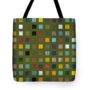 Rustic Wooden Abstract Lx Tote Bag