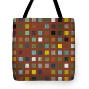 Rustic Wooden Abstract Vll Tote Bag