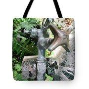 Rustictap Water Tote Bag