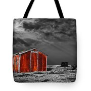 Rusting Away Tote Bag by Meirion Matthias