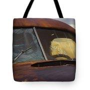 Rusty Beauty Tote Bag