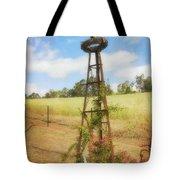 Rusty Garden Feature Tote Bag