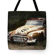 Rusty Ghost Tote Bag