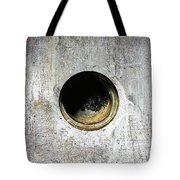 Rusty Hole Tote Bag