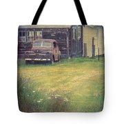 Rusty Memory Tote Bag