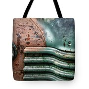 Rusty Old Beauty Tote Bag