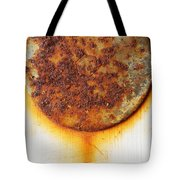 Rusty One Tote Bag
