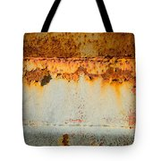 Rusty Peel Tote Bag