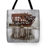 Rusty Reflections Tote Bag