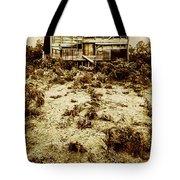 Rusty Rural Ramshackle Tote Bag