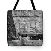 Rusty Steel Bridge Tote Bag