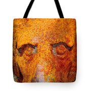 Rusty The Lion Tote Bag
