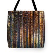 Rusy Forest Tote Bag