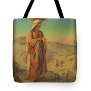Ruth  An Eastern Gleaner Tote Bag