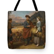 Ruth And Boaz Tote Bag