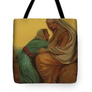 Ruth And Naomi Tote Bag