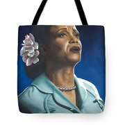 Ruth Jacott Tote Bag
