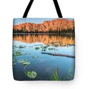Ruth Lake Lilies Tote Bag