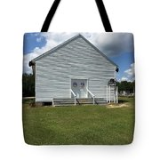 Rutledge Primitive Baptist Church Tote Bag