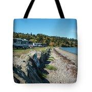 Rvs At The Beach Tote Bag