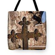 Rya Chapel Grave Marker Tote Bag