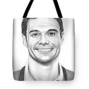 Ryan Seacrest Tote Bag