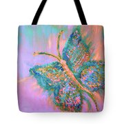 Ryans Butterfly Tote Bag