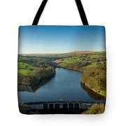 Ryburn Reservoir Tote Bag
