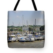 Ryde Harbour Tote Bag