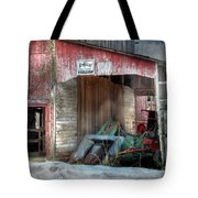 Rye Valley Stock Farm Tote Bag